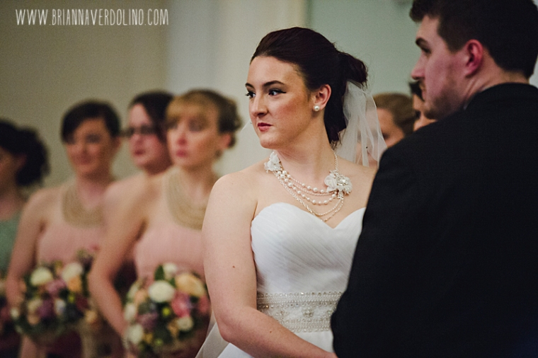 Sterling Massachusetts Wedding Photographer Chocksett Inn Pink Blush Gold Vintage Old Hollywood Wedding  Ceremony