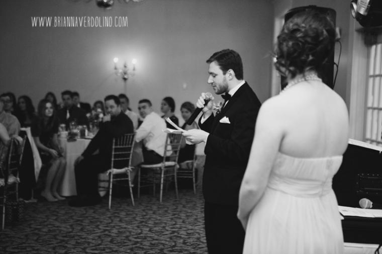 Sterling Massachusetts Wedding Photographer Chocksett Inn Pink Blush Gold Vintage Old Hollywood Wedding Speeches