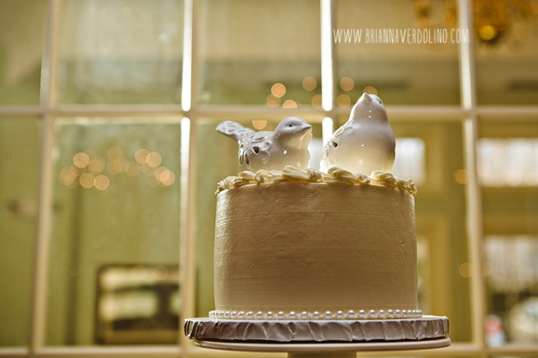 Sterling Massachusetts Wedding Photographer Chocksett Inn Pink Blush Gold Vintage Old Hollywood Wedding Bird cake topper
