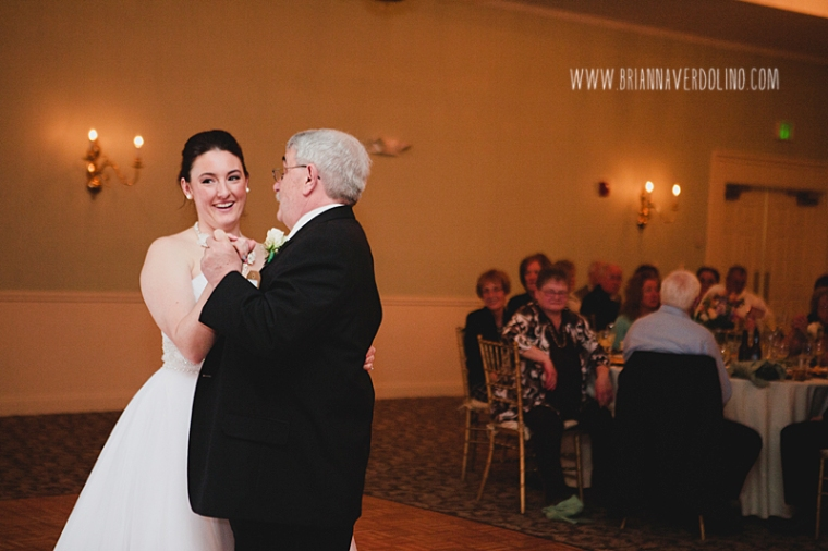 Sterling Massachusetts Wedding Photographer Chocksett Inn Pink Blush Gold Vintage Old Hollywood Wedding Father Daughter Dance