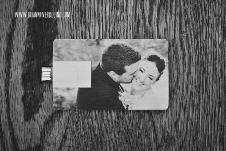 Custom wood USB drive Wedding Photographer Massachusetts