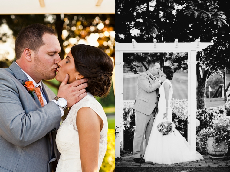 Worcester Northbridge Sutton Wedding Photographer, Brianna Verdolino Photography, Storytelling, Large wedding party, eggplant and coral, Pleasant Valley Country Club, Bride and Groom Portrait