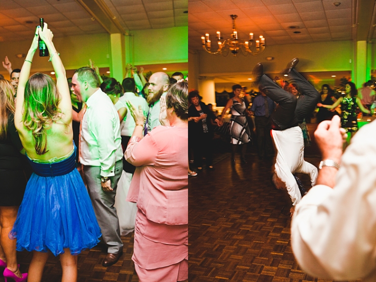 Worcester Northbridge Sutton Wedding Photographer, Brianna Verdolino Photography, Storytelling, Large wedding party, eggplant and coral, Pleasant Valley Country Club,  Reception photos
